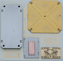 High Power RF Component Boards